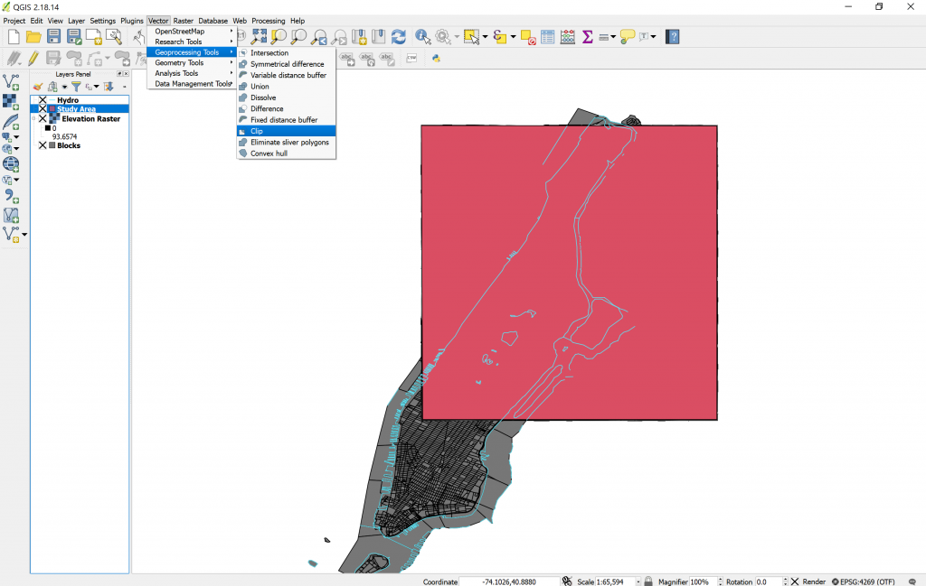 Intro to Mapping using QGIS | GC Digital Fellows