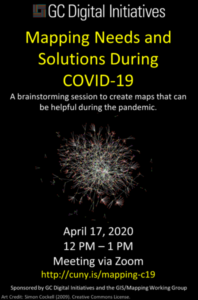 Flyer for April 17th Meeting