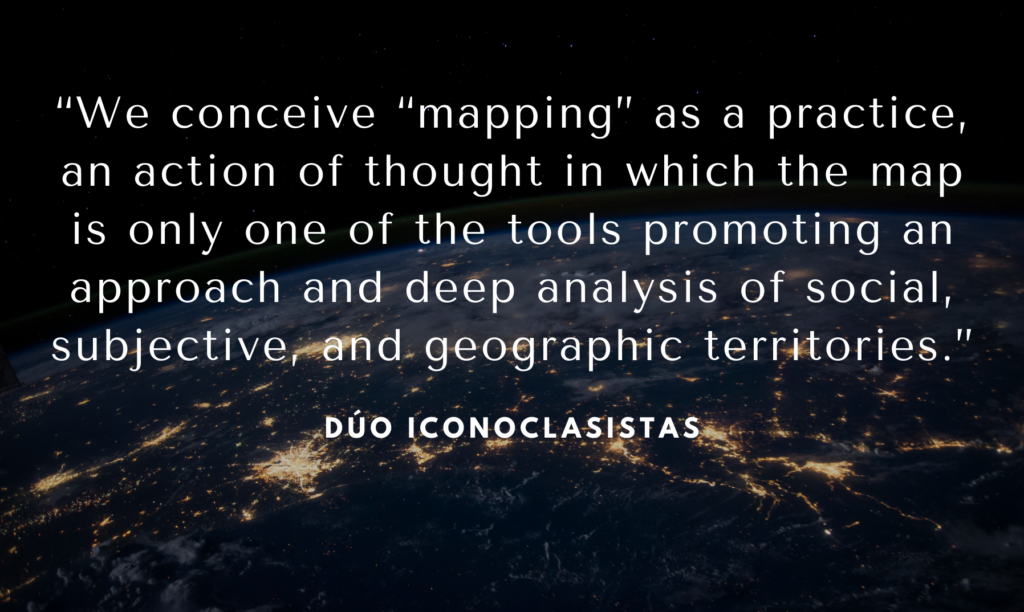 ethics in mapping quote